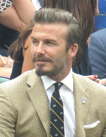 David Beckham is perfection!